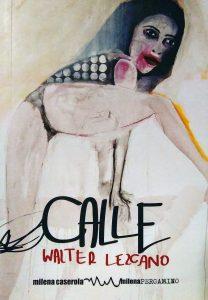Arte de Tapa: Eduardo Médici. Acrílico sobre tela Serie: Boquitas pintadas 2005
